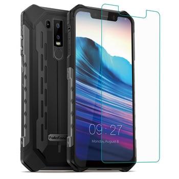 Перейти на Алиэкспресс и купить Смартфон 9H закаленное стекло для Ulefone Armor 7E 7 6E 6S 6 5 5S X3 X5 Защитная пленка для экрана чехол для телефона