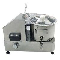 220V máquina de corte de carne duradera de escritorio tipo rebanadora de carne de acero inoxidable procesador de alimentos picadora de carne|Procesadores de alimentos| |  -