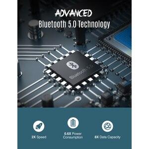 Image 2 - Mpow H19 IPO אלחוטי אוזניות ANC רעש ביטול אוזניות HiFi סטריאו Bluetooth 5.0 אוזניות עם 30H למשחק עבור Iphone 11