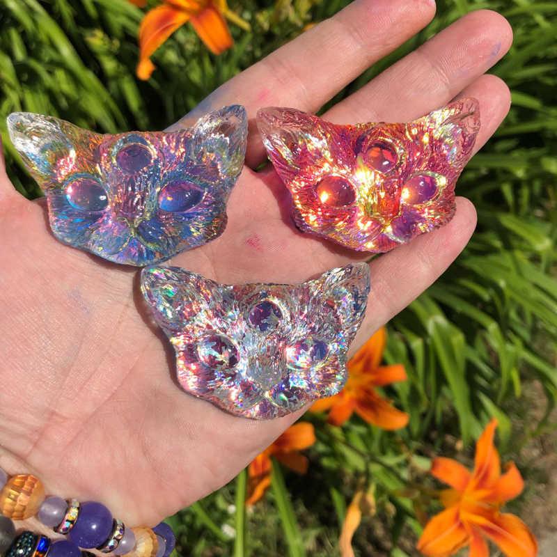 1PC 猫ホーンやシリコーン型ネックレスペンダント樹脂ジュエリーメイキング金型 DIY ハンドクラフト樹脂金型のためのジュエリー