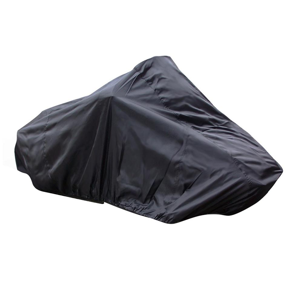 Snowmobile Cover Waterproof Dust Trailerable Sled Cover Storage Anti-UV All-Purpose Cover Winter Motorcyle Outdoor 145*51*48cm