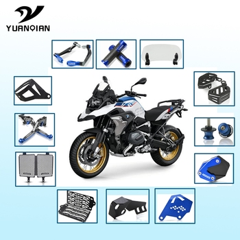 FOR BMW R 1250 GS R1250GS Adventure 2019 Motorcycle windshield Lever Guard Side Stand Enlarge Extension Pad Support Accessories r1250 gs accessories motorcycle kickstand side stand extension pad plate cover for bmw r1250gs r 1250gs r 1250 gs 2018 2019