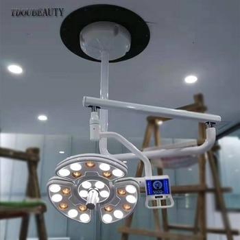 TDOUBEAUTY Dental Shadow Lamp Touch LED Lighting Dental Light Pet Surgical Light Induction Lamp Dental Chair Light Tattoo Light