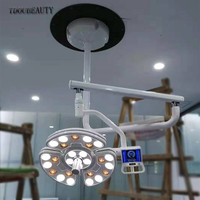 TDOUBEAUTY Dental Shadow Lamp Touch LED Lighting Dental Light Pet Surgical Light Induction Lamp Dental Chair Light Tattoo Light