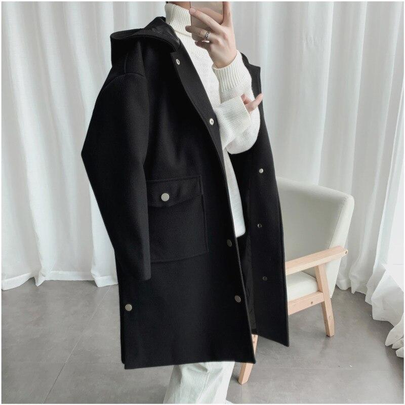 XS 7XL, плюс размер, 90% утиный пух, пальто, модный бренд, с капюшоном, длинный пуховик, для женщин, выше колена, тонкое, толстое, теплое пальто - 2