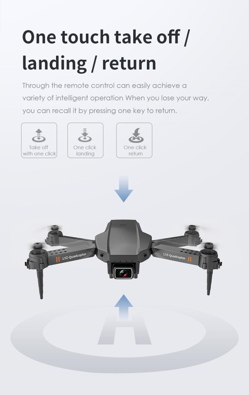 H440d38e04cd94613bf79d3e0bb817bd8j - L703 Folding Drone 4K HD Aerial Photography Cameras WIFI FPV Aerial Photography Helicopter Foldable Quadcopter Drone Toys