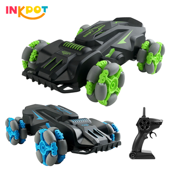 RC car Q80 2.4G four-wheel drive anti-collision drift stunt Car all-round driving outdoor high-speed climbing toy for kids