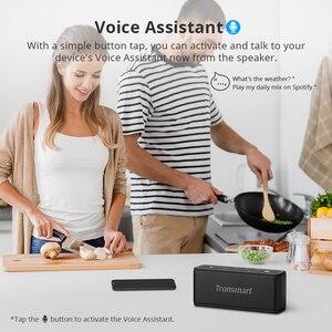 Image 3 - Tronsmart Mega TWS Bluetooth 5.0 Speaker 40W Outdoor Draagbare Speaker Draadloze Kolom 3D Digital Sound Touch Control Soundbar