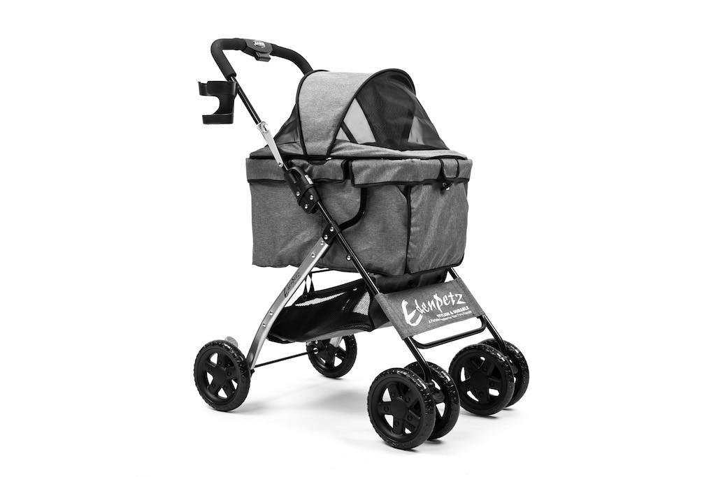 Собачья коляска складная тележка 4 колеса многофункциональные сумки для маленьких s