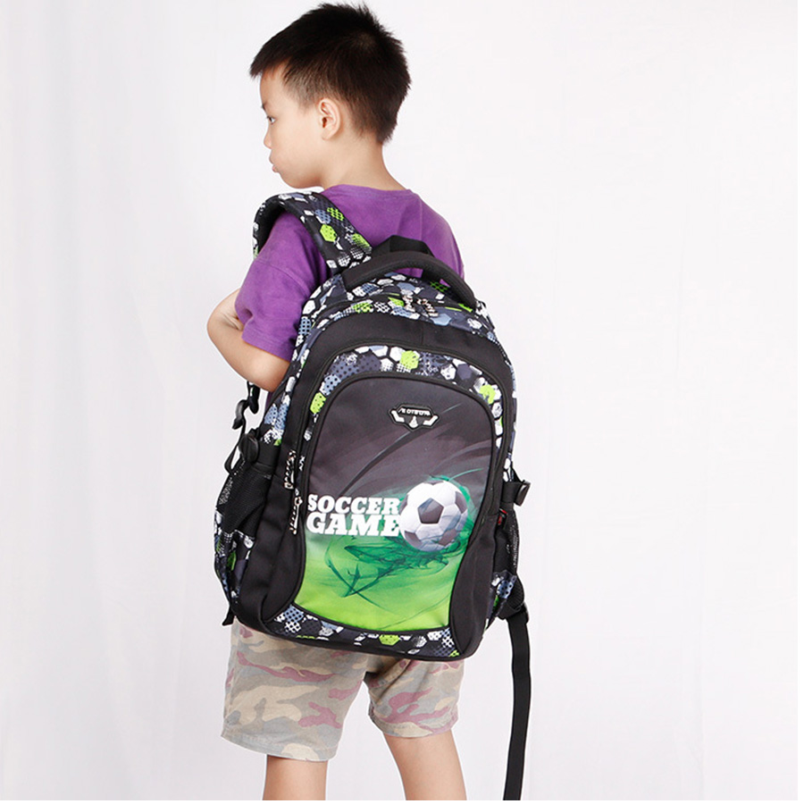 meninos verde alta capacidade saco de viagem