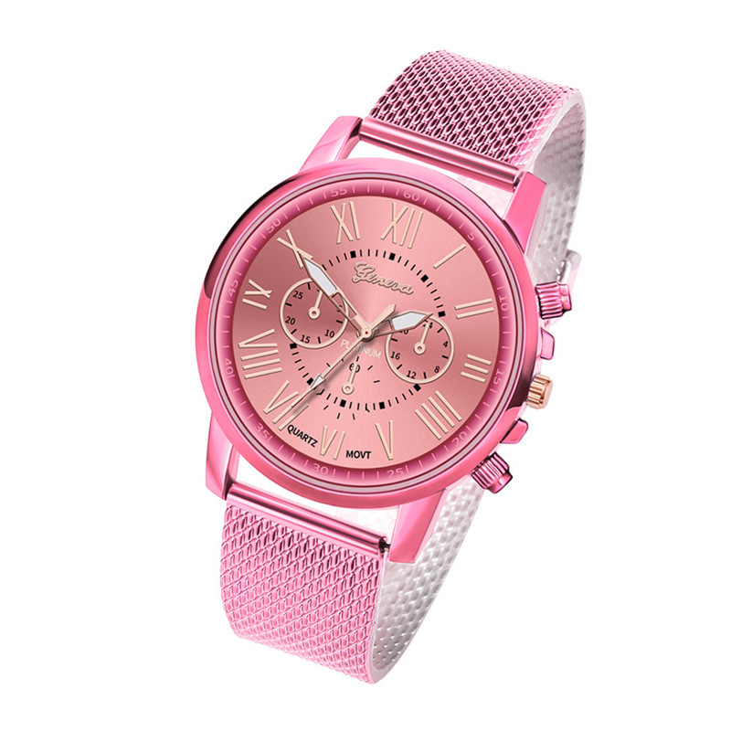 Luxury women Quartz Wrist Watch Temperament lady Watch Stainless Steel Dial Casual Bracele Watches relogio feminino A4 H440ed42ea0ea4aab9b5c8f5f51455612K