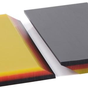 Image 5 - Foshio 30度ソフトppfゴムスキージ車の窓の色合い保護フィルムステッカーインストールスクレーパー自動車クリーニングツール水ワイパー