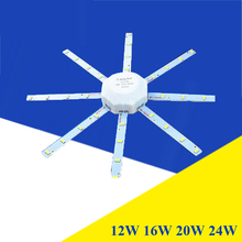 LED Ceiling Lamp  Light 12W 16W 20W 24W Board 220V 5730SMD Energy
