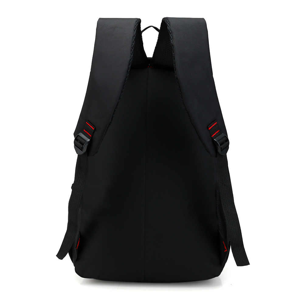 Plecak o dużej pojemności 2019 mężczyzn plecak Oxford męska torba podróżna plecaki moda mężczyźni i kobiety projektant torba studencka torba na laptopa