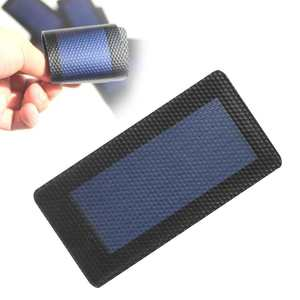 12 x 6cm 2V 0.3W Solar Panel Amorphous Silicon Solar Power Panel Thin Film Flexible Small Cell Low Power Devices