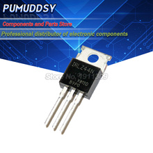 10 adet IRLZ44N MOSFET N CH 55V 47A TO 220AB yeni IC