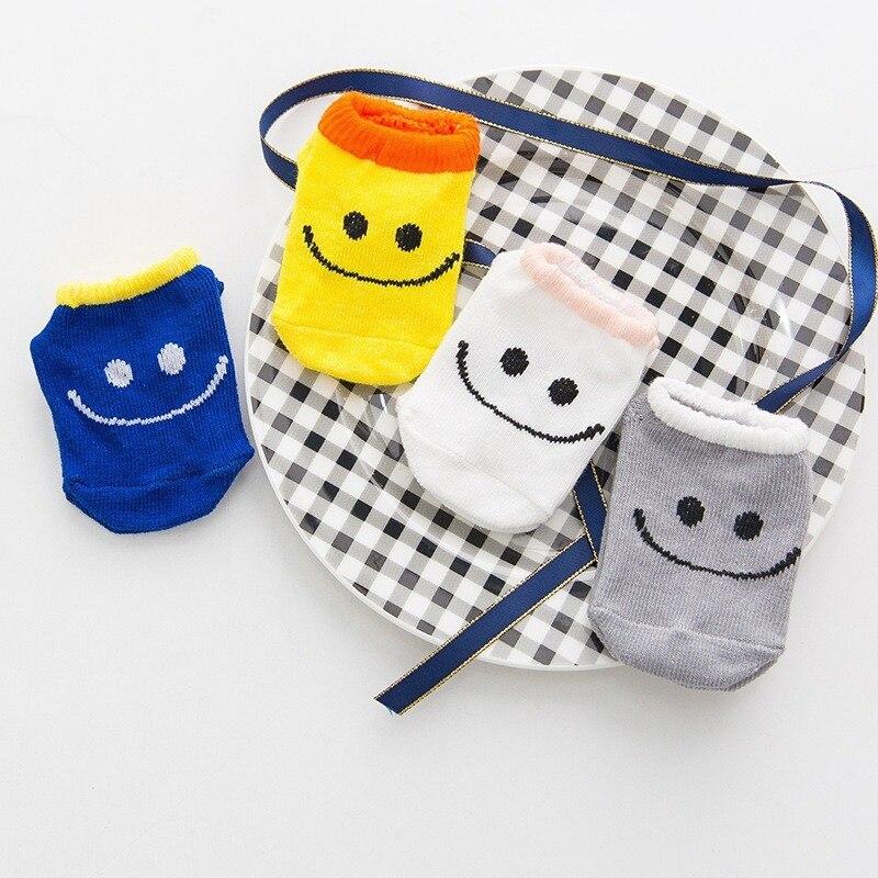 Spring Summer Floor Cotton Children's Socks Baby Warm Socks For Children Girls Boys Non Anti Slip Baby Socks With Rubber Soles