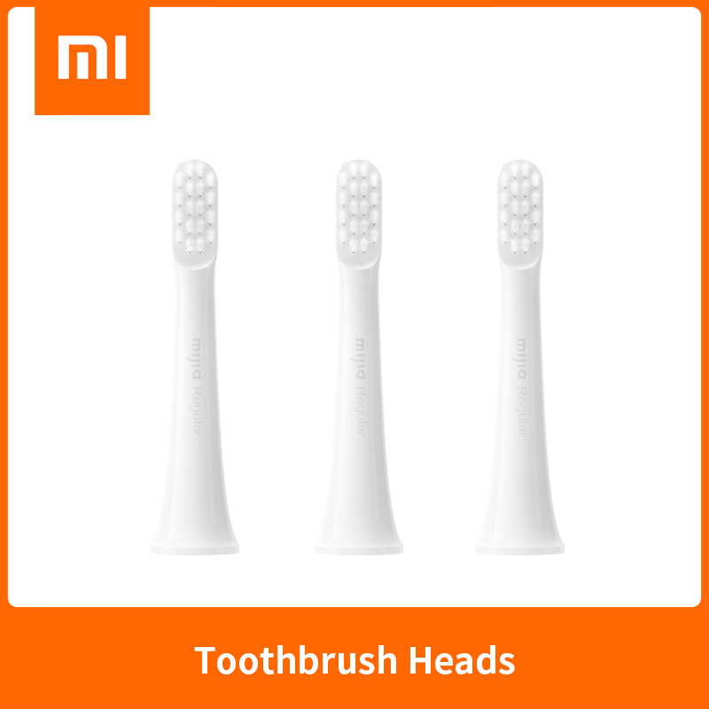 Xiaomi Original T100 Toothbrush Replacement Teeth Brush Heads Mijia T100 Electric Oral Deep Cleaning Sonicare Toothbrush Heads