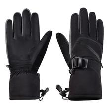 Ski Gloves Warm Outdoor Waterproof Windproof Sports Gloves Winter Full Finger Riding Sports Gloves Snowboard for Men And Women