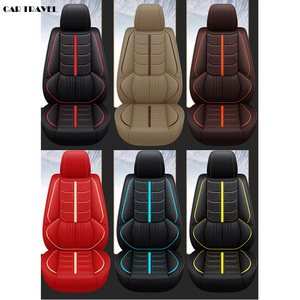 Image 5 - Front and Rear leather auto Car seat covers For Chevrolet CRUZE SAIL LOVE AVEO EPICA CAPTIVA Cobalt Malibu AVEO LACETTI cushion