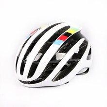 2020 novo ar ciclismo capacete de corrida da bicicleta estrada aerodinâmica vento capacete dos homens esportes aero capacete da bicicleta casco