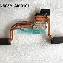 Ноутбук/Тетрадь радиатор охлаждения процессора радиатора для Asus ROG G751 G751JY G751JT G751JZ G751JL 13NB0891AM0101