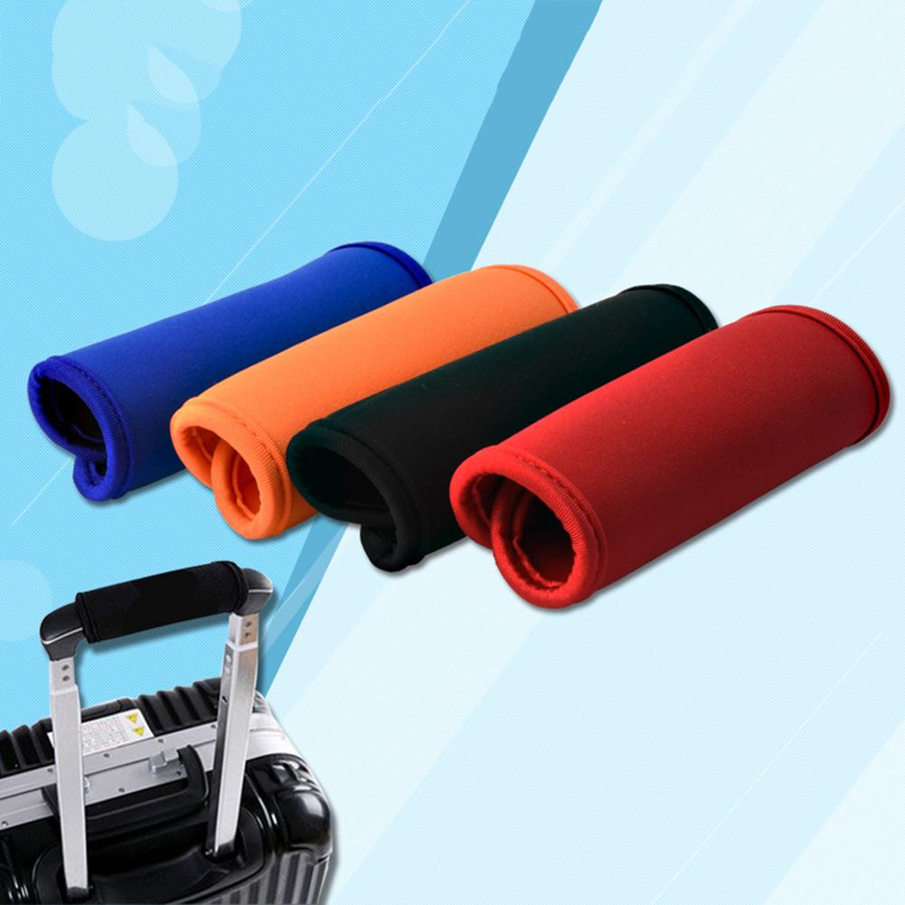 Waterproof Baby Stroller Handle Cover Magic sticker Neoprene Baby Stroller Handle Bar Cover Pram Cart Grip Protection supplies