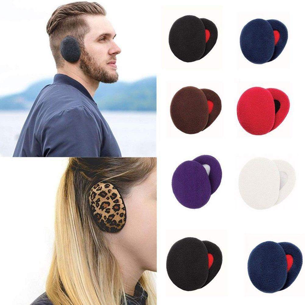 Winter Earbags Bandless Ear Warmers Earmuffs Ear Cover For Adult Women Man