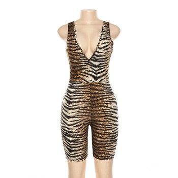 Σαλοπέτα Τιγρέ Για Άγρια Θηλυκά Και Προκλητικό Ντύσιμο Γυναικεία Παντελόνια Ρούχα MSOW