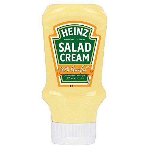 HEINZ Crème De Salade De Lumière 30% Moins De Gras 415G - Paquet De 6
