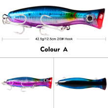 1pcs/13cm 42g Big fish lure Fishing hard bait Artificial ABS 3D eyes crank bait wobbler jig Isca Fishing tackle Pesca lure Isca 1pcs soft lure fishing 9cm 16g soft baits with hooks glowing lure jig head pesca artificial bait fish luminous wobbler yr 171