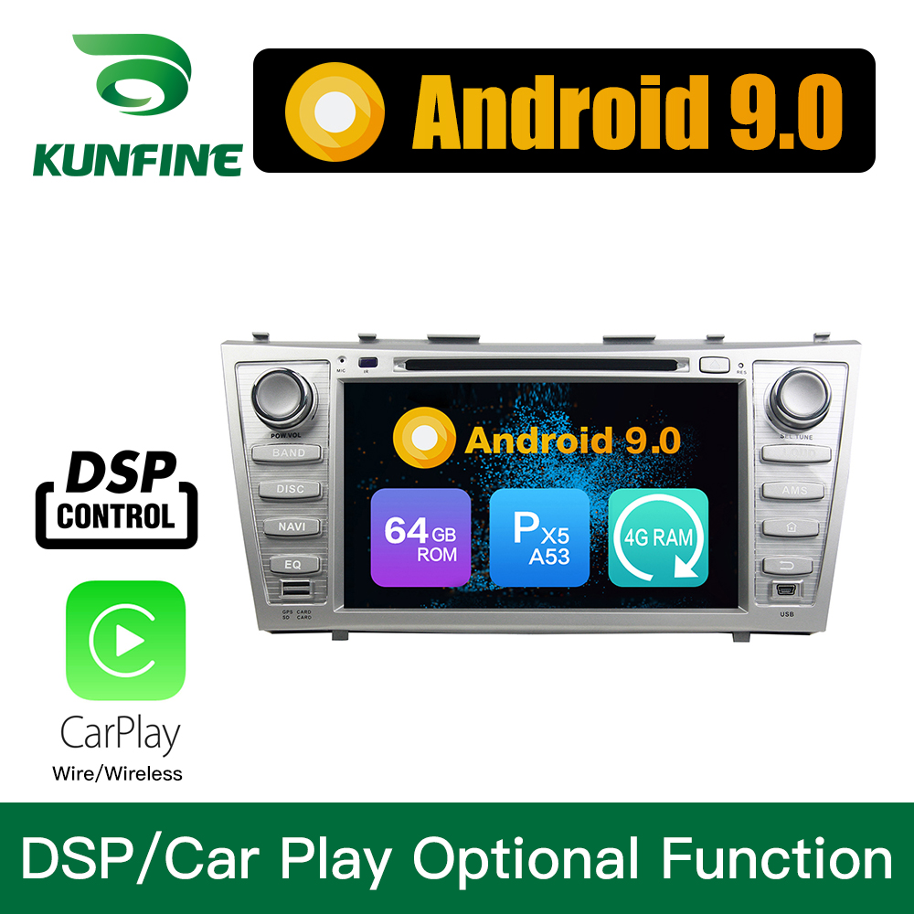 Flash Deal Android 9.0 Octa Core 4GB RAM 64GB Rom Car DVD GPS Multimedia Player Car Stereo for Toyota CAMRY 2006-2011 Radio Headunit 0