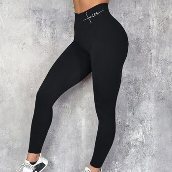 2021 Fashion Pants High Waist Winter Seamless Sports Legging Women Workout Fitness Pants  Running Gym Push upTights Pants 1