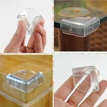 4 шт/компл угловойой протектор l Форма детские защитные чехлы