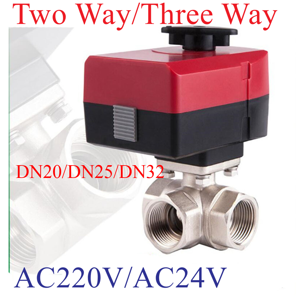 Business & Industrial Reduce port motorized ball valve 12V,DN20 + ...