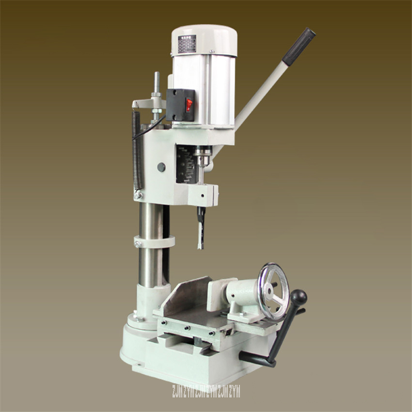 Mk361a Tenoner Household Square Hole Mortising Machine Woodworking Tenon Machine Teuoning Machiner Small Bench Drilling Tool Wood Boring Machinery Aliexpress