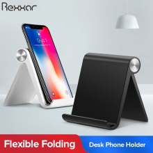 Rexxar Phone Holder Stand Mobile Smartphone Support Tablet