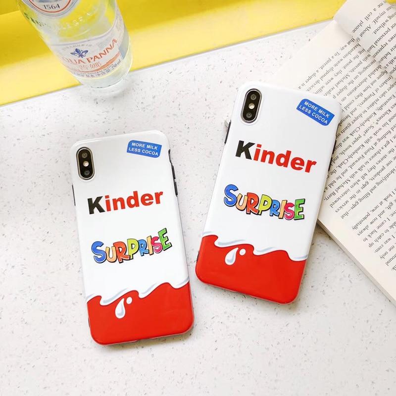 Kinder Joy Case for iPhone SE (2020) 47
