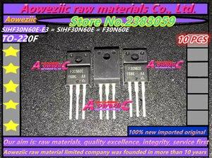 Image 4 - Aoweziic 100% neue importiert original STRW6753 STR W6753 W6753 GP18S50G MR4011 SIHF30N60E E3 SIHF30N60E F30N60E TO 220F transistor