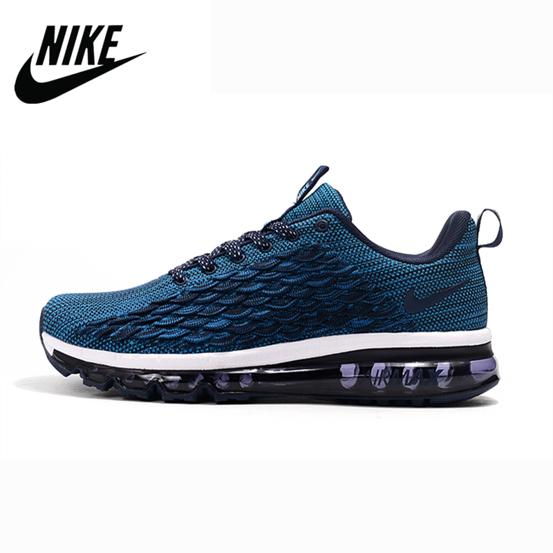 Original  Nike Air Max 2017 Mens Running Shoes Sport Outdoor Sneakers Athletic 40-46 Free Shipping