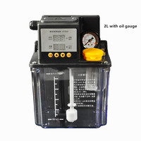 2l 2 litros bomba de lubrificação automática bomba de óleo de lubrificação eletromagnética cnc lubrificador 1 peças|lubricator|lubricator pump|  -