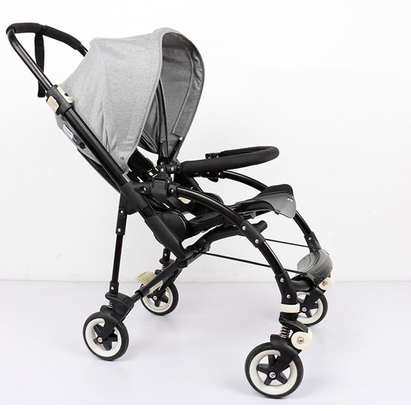 Baby Trolley Armrest Bumper Bar Handlebar Accessories For Babyzen YOYO Stroller