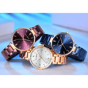 Image 5 - Mini focus 유명 브랜드 쿼츠 시계 reloj mujer 럭셔리 여성 패션 캐주얼 시계 stainles 스틸 레이디 아날로그 시계 방수