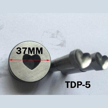 SWANSOFT Love Milk Tablet Die 3D Pill Compression Die Candy Die Custom Logo TDP1.5 Machine Calcium Tablet Die фото