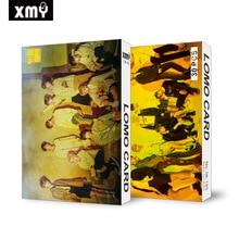 30pcs/set KPOP Stray kids BLACKPINK TWICE GOT7 Photocard high quality HD album p