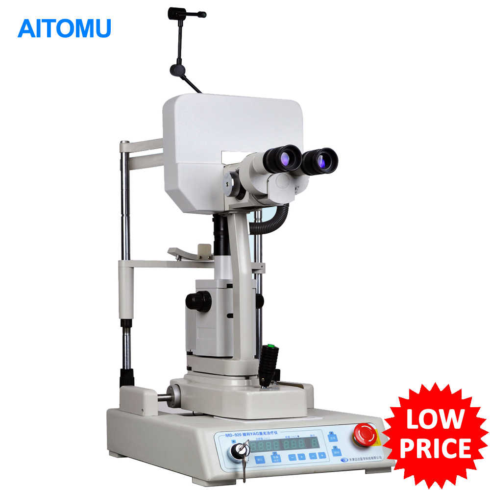 China Baixo Preco Barato Yag Laser Olho Oftalmologia Md 920 Aliexpress