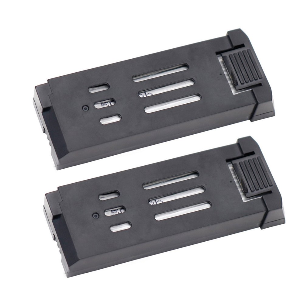 New 2PCS Original <font><b>Battery</b></font> <font><b>3.7V</b></font> <font><b>500mAH</b></font> <font><b>Lipo</b></font> <font><b>Battery</b></font> For RC <font><b>Drone</b></font> for S168.JY019.JD-19 RC Quadcopter Spare Parts Accessories image
