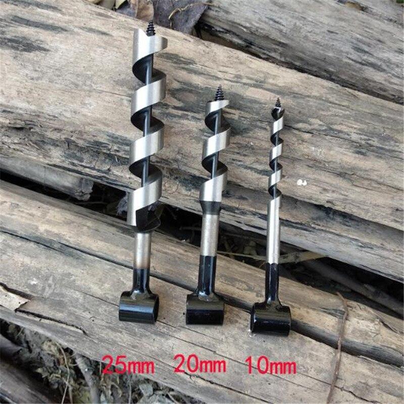 Multipurpose Manual Survival Drill Bit