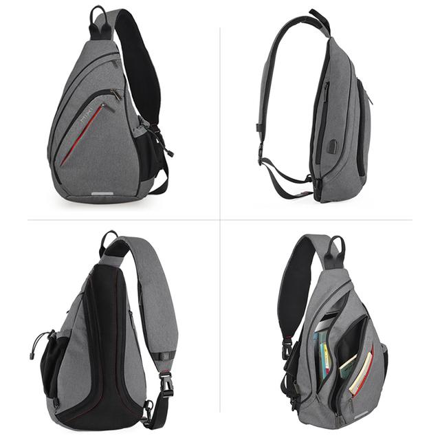 Mixi One Shoulder Backpack