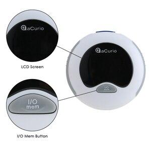 Image 4 - אוזן מדחום דיגיטלי אינפרא אדום LCD טמפרטורת צג מיני אוזן מדחום עבור תינוק ילדים מבוגרים
